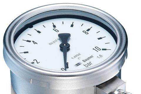 Druckmessgeräte / pression