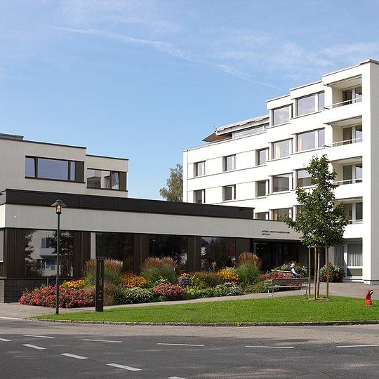 APZ Amriswil - Aussenansicht