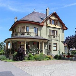 Pavillon de Jade -  Monthey - Le restaurant