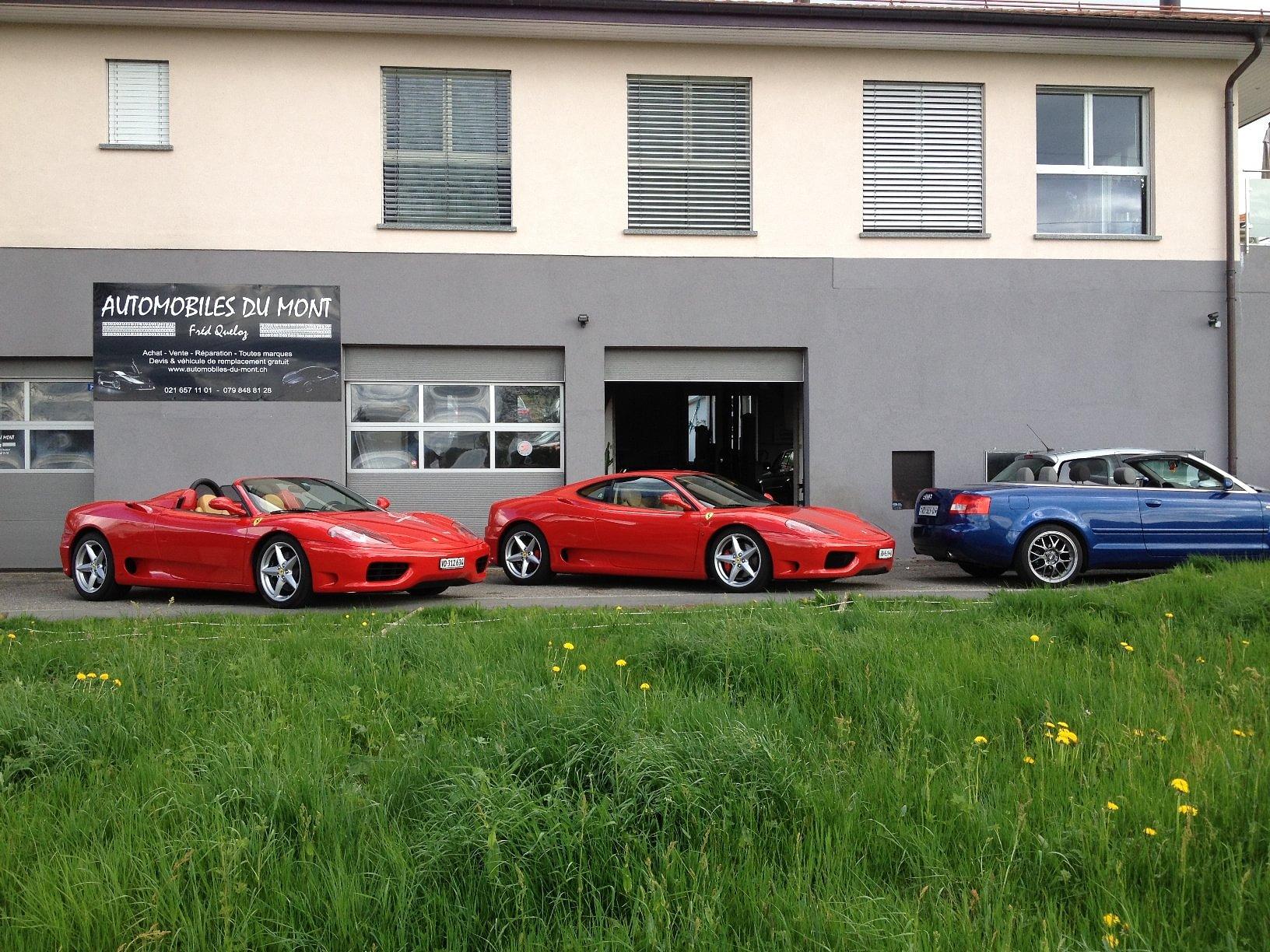 Automobiles du mont s rl le mont sur lausanne adresse for Garage ad avis
