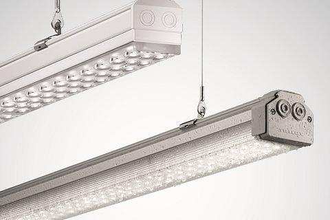 TRILUX E-Line LED – ein Lichtband für alle Fälle