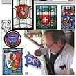 Wappenscheiben-Glasmaler-Atelier HALTER BERN