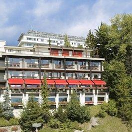 Hôtel de la Fôret - été