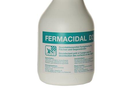 Fermacidal D2 - Flächendesinfektionsmittel