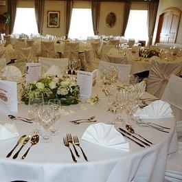 Bankett Saal, geeignet für Hochzeiten, Familienfeste, Firmenanlässe usw...