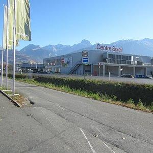 Centre Soleil - Centre commercial Collombey