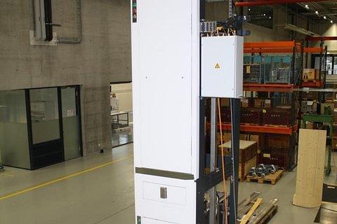 Sonderkonstruktionen, hier SBB Lift