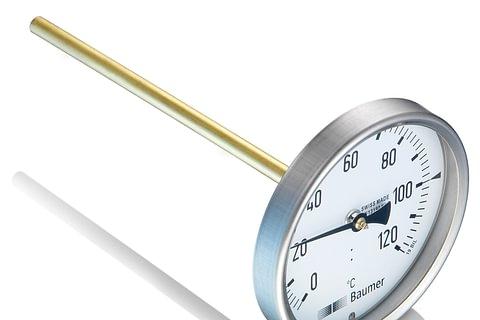 Temperaturmessgeräte  /   température