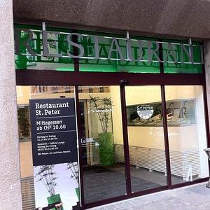 Restaurant St. Peter
