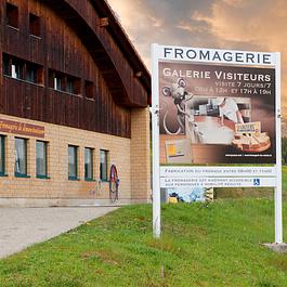 Fromagerie / Crèmerie Les Martel