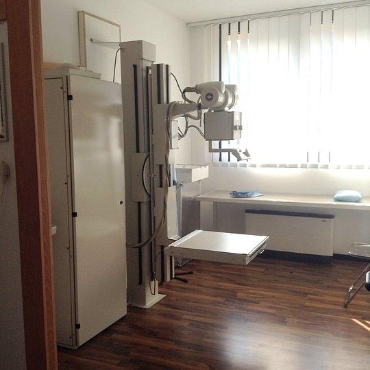 Sala radiologia