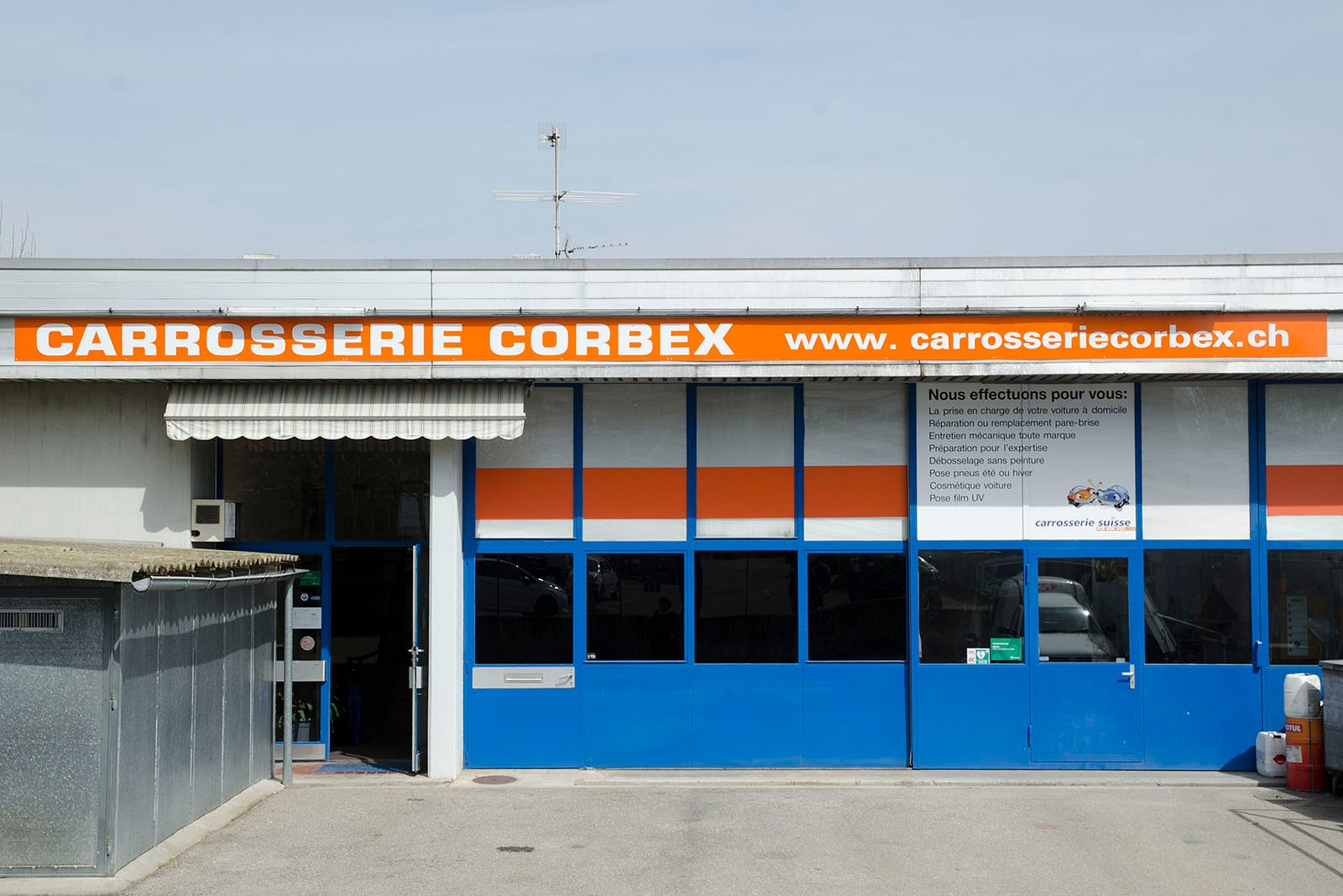 Carrosserie corbex serge et nadia le lignon adresse for W garage assurance