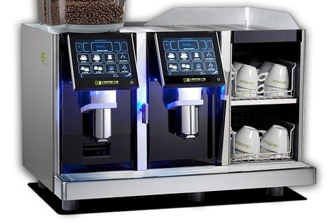Machines à café professionnelles EVERSYS