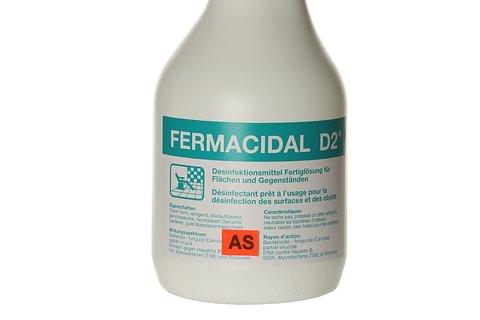 Fermacidal D2 (AS) - Desinfektionsmittel für Atemschutzmasken