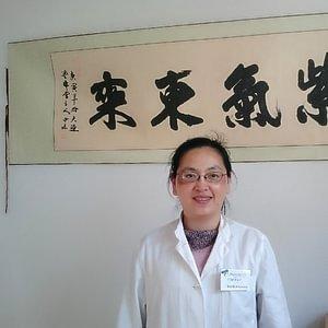 TCM-Ärztin WANG Chunmei