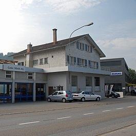 Standort St.Margrethen