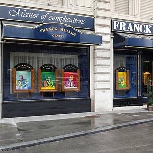 Franck Muller Boutique