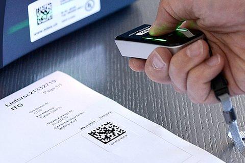 Mobile Datenerfassung / Scannerlösung