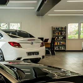 Garage des Sports - Nouveau Show Room