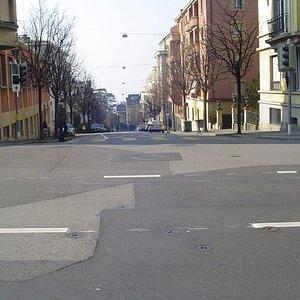 Descendre cette rue