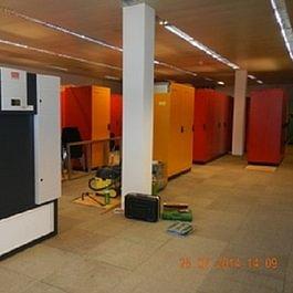 Baudirektion Zürich, Serverraumkühlung