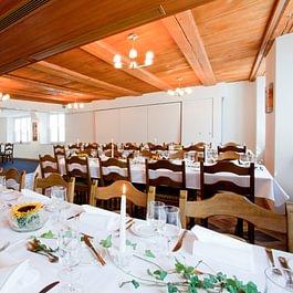 Restaurant Sonne Säli bis 80 Sitzplätze