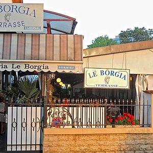 le Borgia