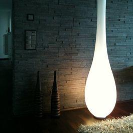 Leuchten aus Muranoglas