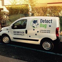 DetectBug - punaises de lit - Genève