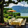 The Garden on the Lake (Bon Rivage) - Terrasse panoramique