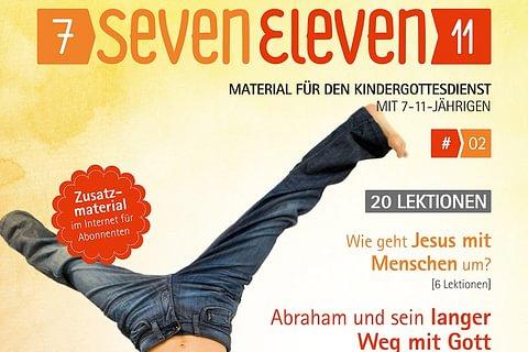 SevenEleven – Material für den Kindergottesdienst mit 7- bis 11-Jährigen