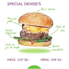 Denise's - Art of Burger