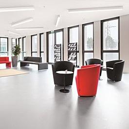 Feusi Bildungszentrum Standort Bern-Wankdorf - Empfang