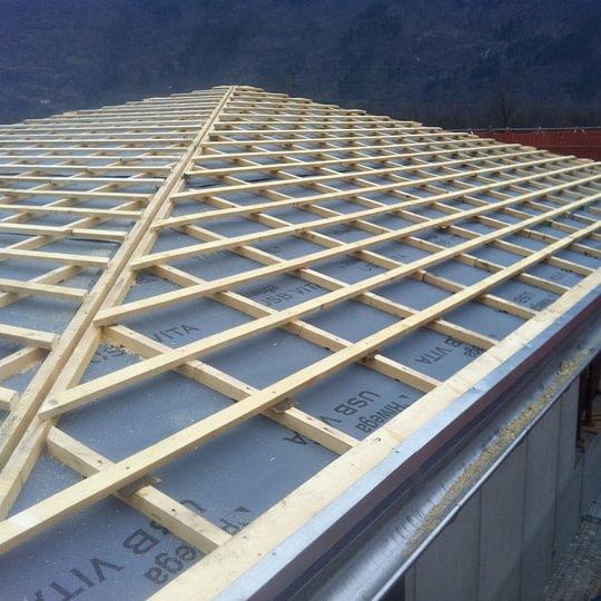 carpenteria legno Ticino