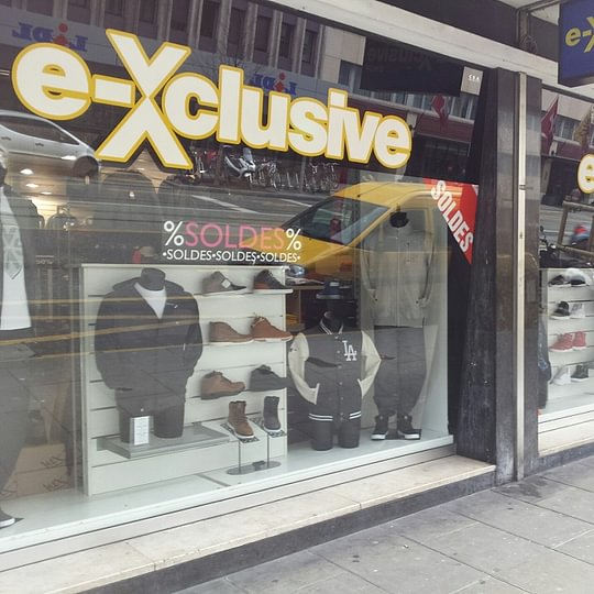 Photo Exterieur Exclusiveshop Geneve