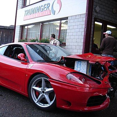 Autoverwertung Truninger AG, 8545 Rickenbach Sulz