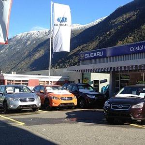 Cristal Garage SA