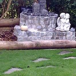 Referenz/Gartenbrunnen