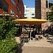 Gartenrestaurant im Hof