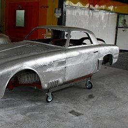 Restauration Ferrari
