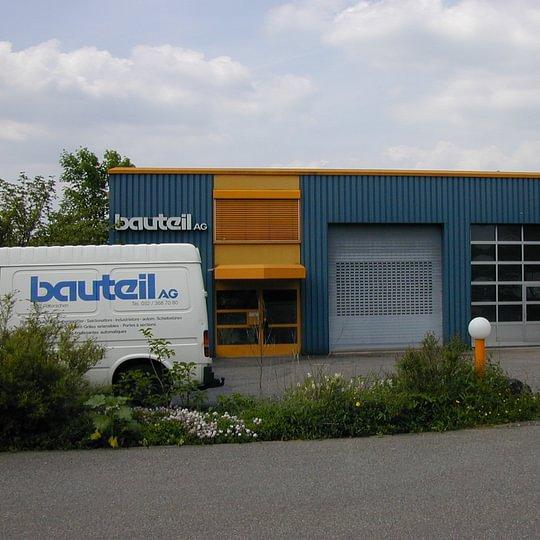 Bauteil AG, Industrietore, Im Geren 16, 8352 Elsau