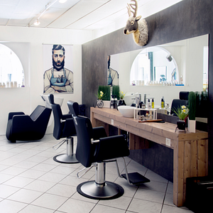L' espace Barber shop pour nos mâles