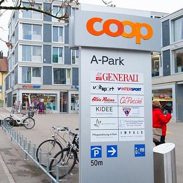 A-Park - Dr. med. H. Bründler