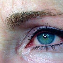 Maquillage permanent des yeux 2 APRES