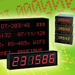 DITEL | DIGITAL PANEL METERS Serie KOSMOS | PICA | JUNIOR | MICRA | ALPHA | BETA | GAMMA
