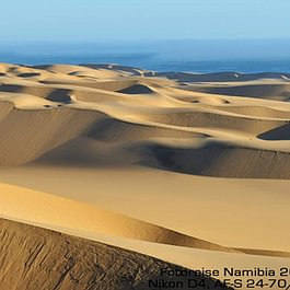 Fotoreise Namibia 2012 / Erwin Marlin