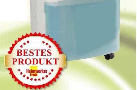 Luftentfeuchter Akto 521 - Testsieger