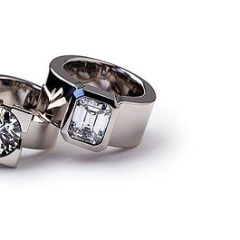 Diamant Ringe