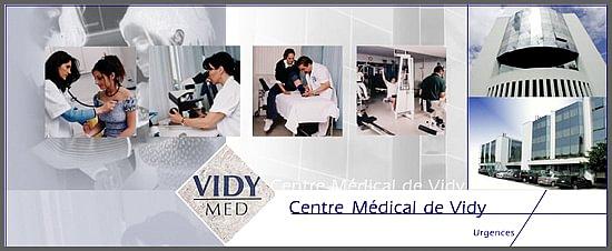 Groupe Vidy Med