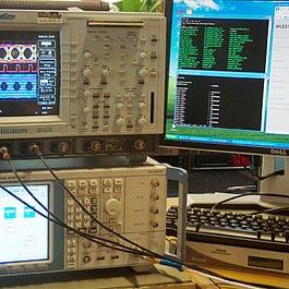 Hochfrequenzmesstechnik im eigenen Labor